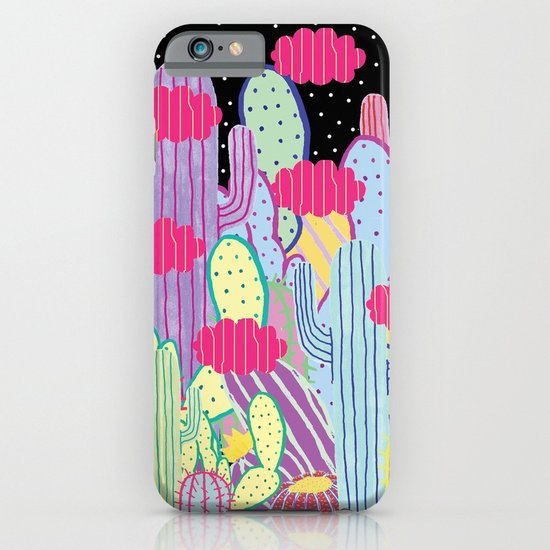 Cactus Party iPhone & iPod Case