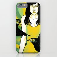 iPhone & iPod Case featuring Print No 5 by Matt Willis