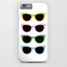 Sunglasses #4 iPhone 6 Slim Case