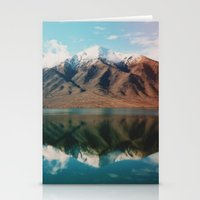 New Zealand Glacier Land… Stationery Cards