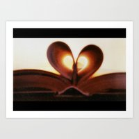 Love Book Art Print
