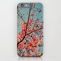 iPhone & iPod Case featuring Autumn Branch & Leaves by Eye Shutter to Think