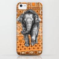 Baby Elephant G046-008 iPhone 5c Slim Case