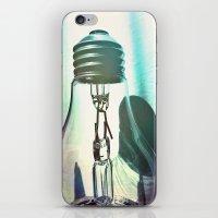 Art should disturb the comfortable. iPhone & iPod Skin