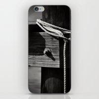 Mooring iPhone & iPod Skin