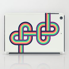 Twists And Knots #2 iPad Case