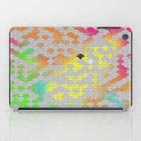 japanese pattern iPad Case