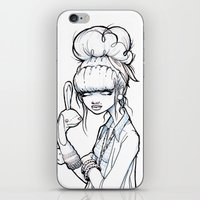 The Puppet Master iPhone & iPod Skin