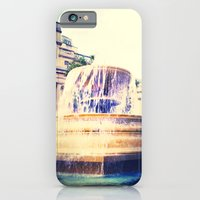 Fountain Of Trafalgar iPhone 6 Slim Case