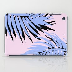 Cali blue blue iPad Case