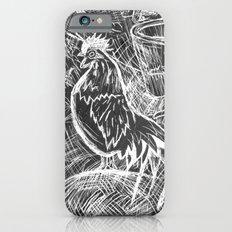 Chicken Scratch iPhone 6s Slim Case