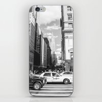 New York, New York iPhone & iPod Skin