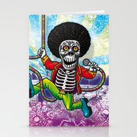 Poster Funkadelik Stationery Cards
