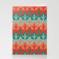 Citrous Flora Stationery Cards