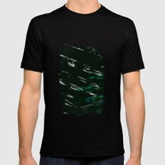 stormy summer Mens Fitted Tee Black SMALL