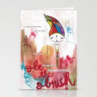 Be the Brush Bhoomie Stationery Cards