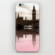 Westminster Pink iPhone & iPod Skin