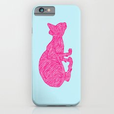 Pink Tammy Slim Case iPhone 6s
