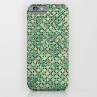 Between Crooked Sheets iPhone 6 Slim Case