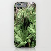 Ferns & Waterfall iPhone 6 Slim Case