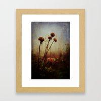 One Winter Day Framed Art Print