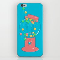 Balloon, Gumball iPhone & iPod Skin