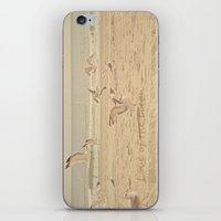 Love of the Ocean iPhone & iPod Skin
