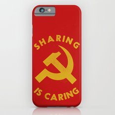 Sharing Is Caring Slim Case iPhone 6s