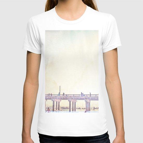 California Dreamin' in NY T-shirt
