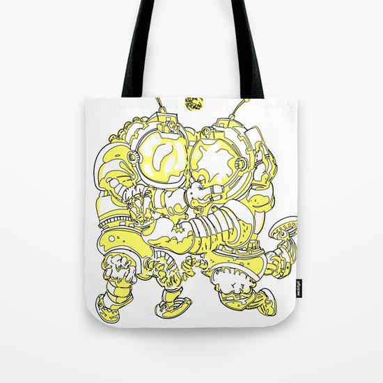 Space Fuckin' Tote Bag