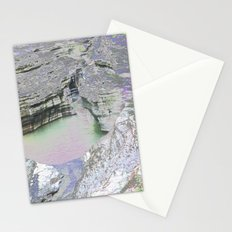 Chromascape 8 (Watkins Glen) Stationery Cards