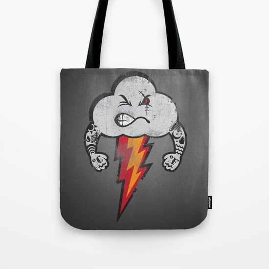 Bad Weather Tote Bag