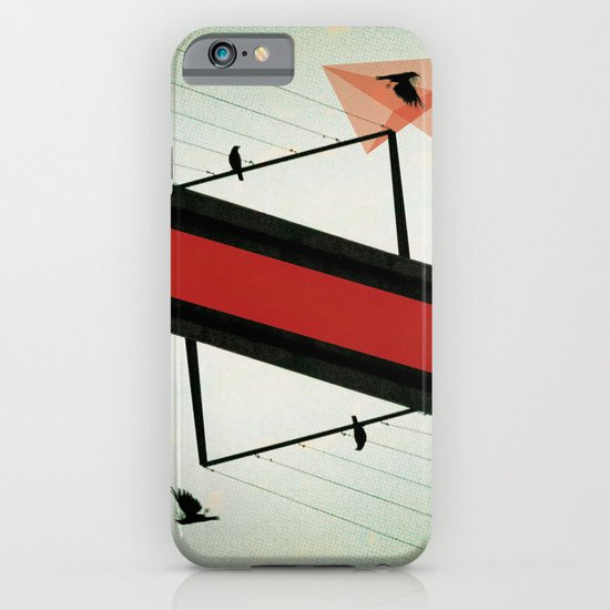 across the grey iPhone & iPod Case