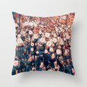 Daily Meditation Throw Pillow