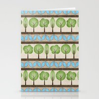 English Country Garden Stationery Cards