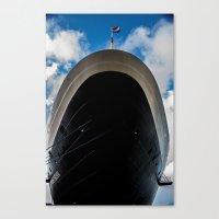 Ship Shape Canvas Print
