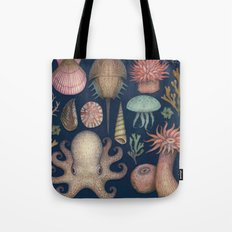 Aequoreus Vita Tote Bag