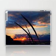 Amazing Sunset Laptop & iPad Skin