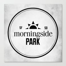 Morningside Park Canvas Print