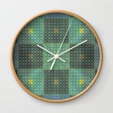 snakskin Wall Clock