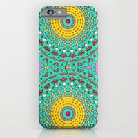 Chicks and Hens Mandala iPhone 6 Slim Case