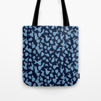 Flowering Cacti Tote Bag