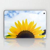 Sunflower - Yellow Laptop & iPad Skin