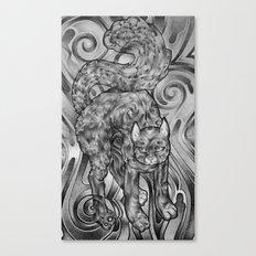 Friend or Foe Canvas Print