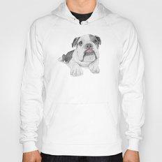 A Bulldog Puppy Hoody
