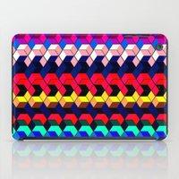 Spectrum Cubes / Pattern… iPad Case