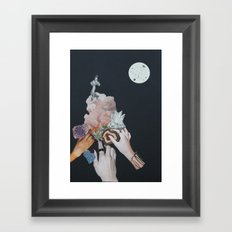 3 Fairy Godmothers Framed Art Print