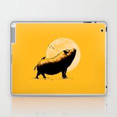 barking pig Laptop & iPad Skin