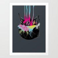 System II Art Print