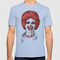 Dia De Los McMuertos Mens Fitted Tee Athletic Blue SMALL